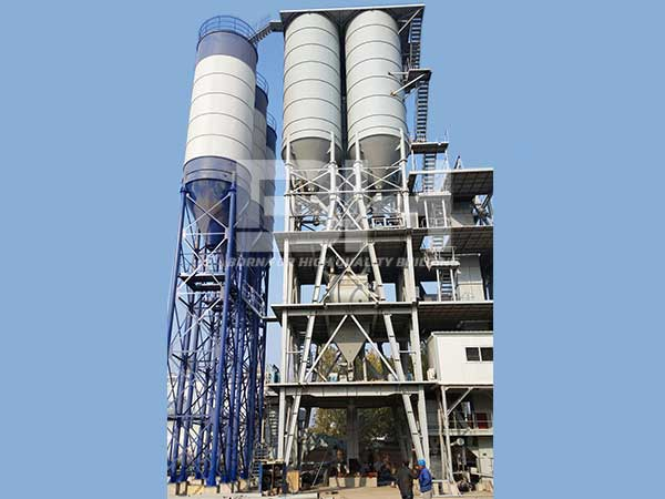 Annual output of 200,000 tons dry mortar production line