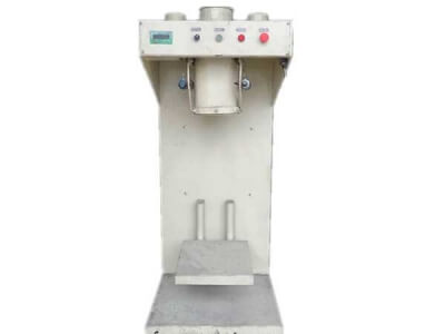 Open mouth packing machine